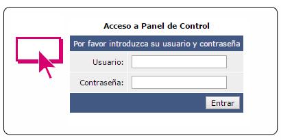 hosting-panel-control