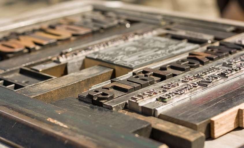 El renacer de las Letterpress