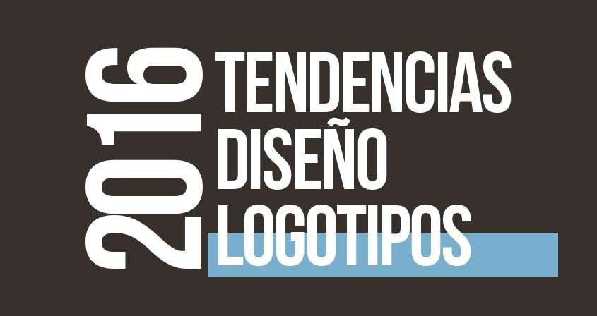 Tendencias en diseño de logotipos