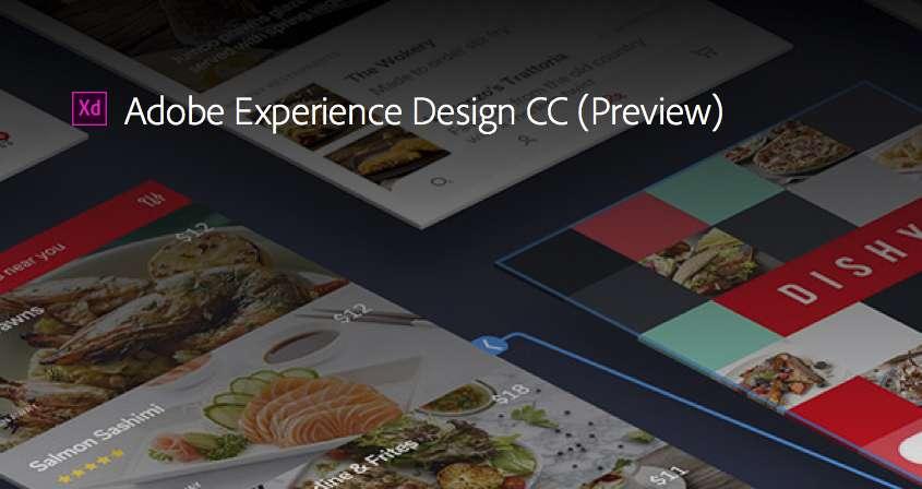 Adobe presenta Adobe Experience Design CC