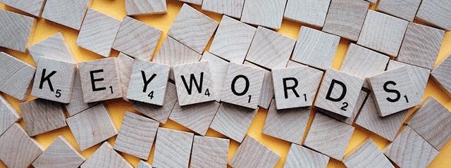 Las Keywords o Palabras Clave