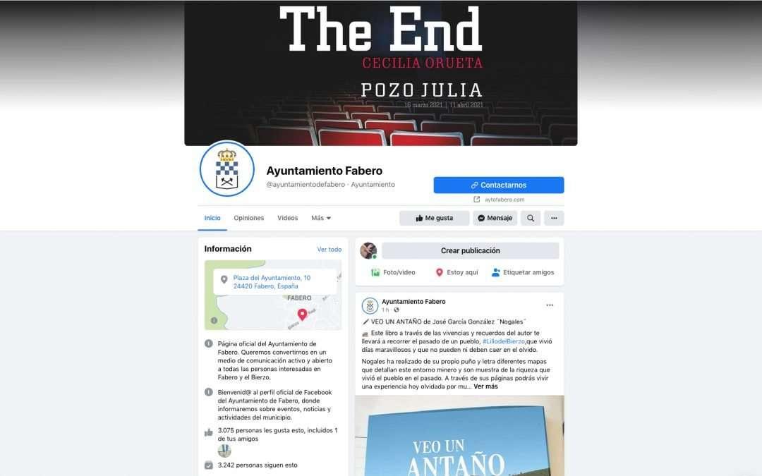 Social Media Ayto de Fabero