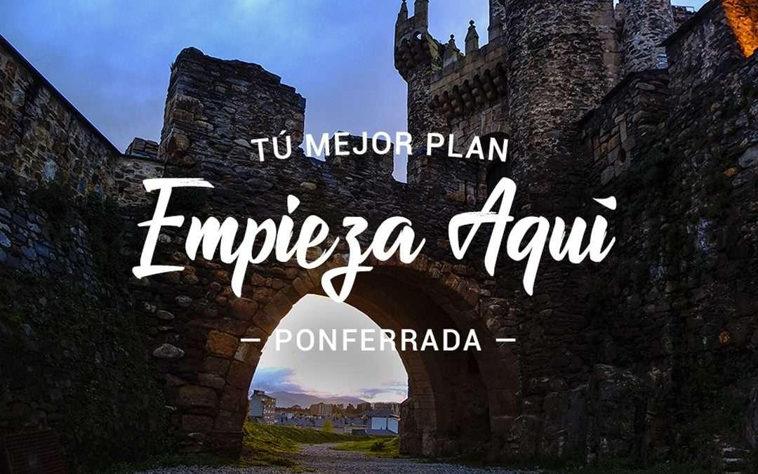 Campaña Turismo Ponferrada / Facebook e Instagram
